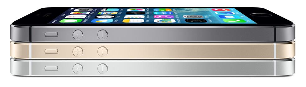 iphone5s 新色ゴールド